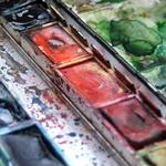 Couleurs pour aquarelle