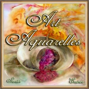 Art Aquarelles - Peinture à l'aquarelle